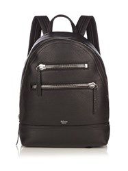 Mulberry Calfskin Leather Backpack Black