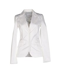 Richmond X Suits And Jackets Blazers Women White