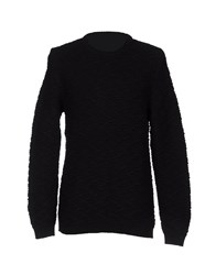 Relive Sweaters Black
