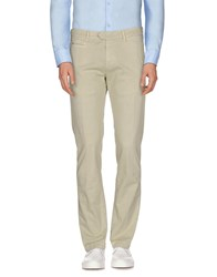 Seventy By Sergio Tegon Casual Pants Beige