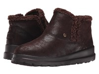Bobs From Skechers Cherish Tippy Toes Chocolate Women's Pull On Boots Brown