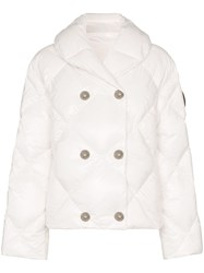 Balmain Double Breasted Button Embellished Quilted Jacket 60