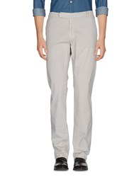 Authentic Original Vintage Style Casual Pants Light Grey