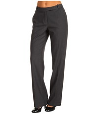 Calvin Klein Madison Pant Charcoal Melange Women's Casual Pants Gray