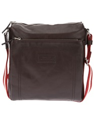 Bally 'Tutston' Shoulder Bag Brown
