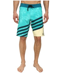 Billabong Slice X 20 Boardshort Mint Men's Swimwear Green