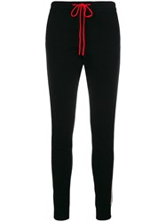 Chinti And Parker Knitted Joggers Black