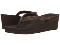 Cobian Kezi Chocolate Women's Sandals Brown