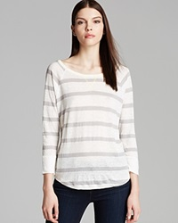 Joie Sweater Adelynn Nautical Stripe