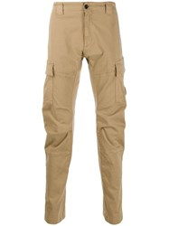 C.P. Company Cp Cargo Trousers Brown