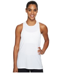 New Balance Boyfriend Tank Top White Women's Sleeveless