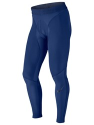 Nike Pro Hypercompression Tights Royal Blue