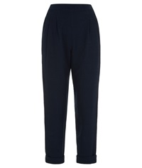 People Tree Nicolette Trousers Navy