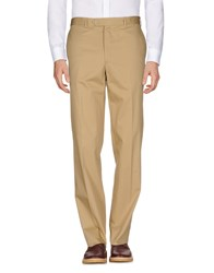 Lubiam Casual Pants Sand