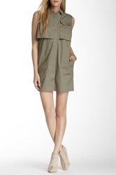 Bcbgeneration Woven Casual Dress Gray