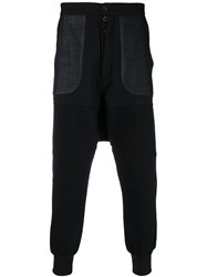 Unravel Project Baggy Trousers Black