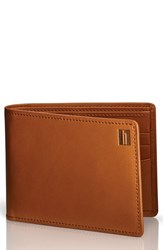 Men's Hartmann 'Belting Collection' Wallet Brown Heritage Tan