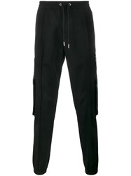 Christian Dior Homme Cargo Sweatpants Black