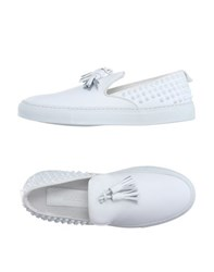 Giacomorelli Footwear Low Tops And Trainers Women White