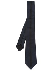 Valentino Garavani Striped Tie Blue