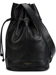 Derek Lam 10 Crosby Drawstring Bucket Bag Black