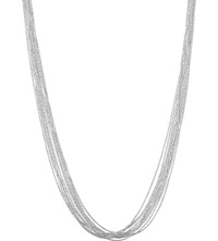 Links Of London Silk 10 Row Necklace