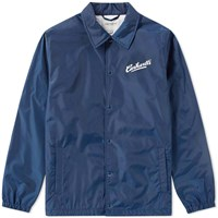 Carhartt Coach Jacket Blue