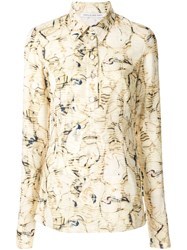 Camilla And Marc Caspian Print Longsleeved Shirt 60