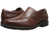 Rockport Style Leader 2 Bike Slip On Tan Ii Men's Shoes Brown