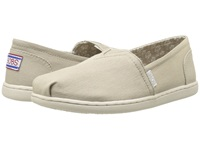 Bobs From Skechers Bobs Bliss Spring Step Natural Women's Flat Shoes Beige