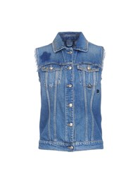 Roy Rogers Roger's Denim Outerwear Blue