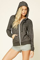 Forever 21 Fleece Zip Up Pj Hoodie