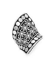John Hardy Dot Sterling Silver Jaisalmer Wrap Ring