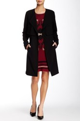 Romeo And Juliet Couture Long Duster Black