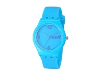 Neff Typhoon Watch Cyan Watches Blue