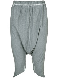 First Aid To The Injured Femur Shorts Grey