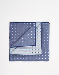 Jack And Jones Jack And Jones Spot Pocket Square Blue