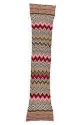 Missoni Women's Chevron And Stripe Scarf