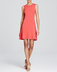 T Tahari Briza Flare Dress Desire