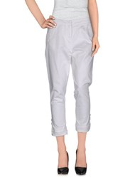 Peuterey Trousers Casual Trousers Women White