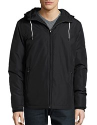 Jack And Jones Jornew Canyon Camp Jacket Black