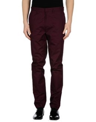 Marc By Marc Jacobs Casual Pants Deep Purple