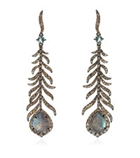Annoushka Mythology Tsar Feather Earrings Female