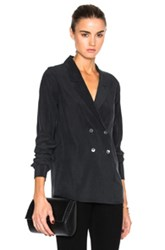 Ag Adriano Goldschmied Brooks Top In Black