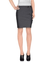 Max And Co. Knee Length Skirts Lead