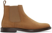 A.P.C. Brown Ethan Boots