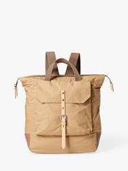 Ally Capellino Frances Backpack Waxy Sand