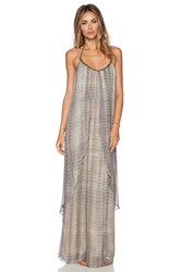 Raga Aphrodite Maxi Dress Taupe