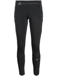 Adidas By Stella Mccartney Essentials Tights Black
