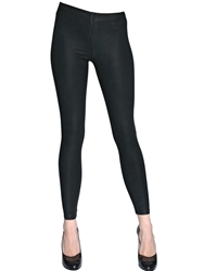 David Lerner Classic Lycra Leggings Black